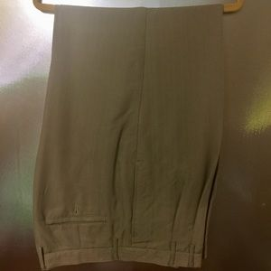 Men's Size 38/30 Dress Slacks by Caribbean Joe